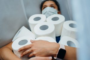 Why are people freaking out over toilet paper?